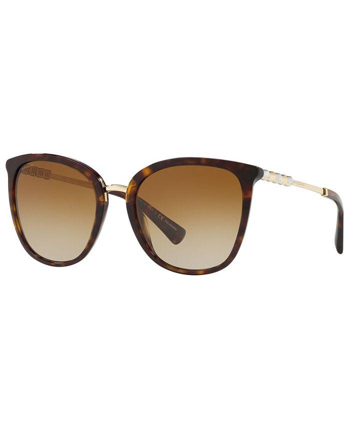 BVLGARI - Women's Polarized Sunglasses, BV8205KB