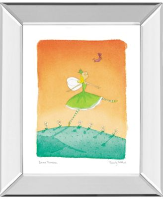 Classy Art Felicity Wishes Iv By Emma Thomson Mirror Framed Print Wall Art 22 X 26 Reviews All Wall Décor Home Decor Macy S