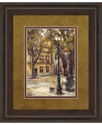 "Provence Village II by Marilyn Hageman Framed Print Wall Art, 34"" x 40"""