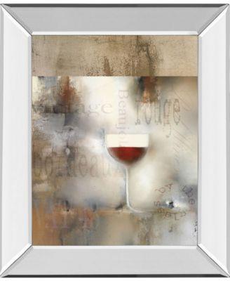 "Cellar II by J.P Prior Mirror Framed Print Wall Art, 22"" x 26"""