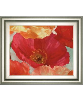 """Incandescence II by Pahl Framed Print Wall Art, 22"""" x 26"""""""