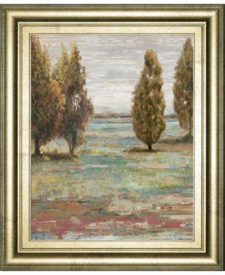 "Prairie Grove II by Paul Duncan Framed Print Wall Art, 22"" x 26"""