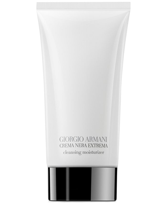 Giorgio Armani - Crema Nera Extrema Foam-In-Cream Cleansing Moisturizer, 5.1-oz.