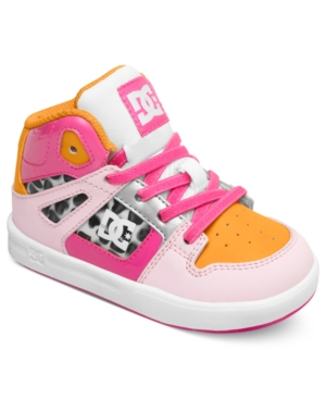 DC Shoes Kids Shoes Toddler Girls Rebound SE UL Sneakers