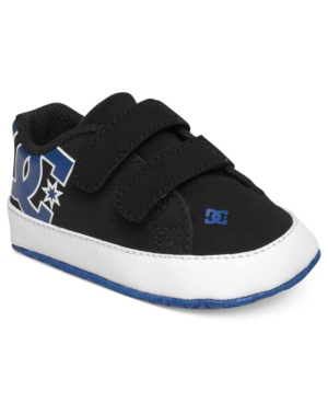 DC Shoes Kids Shoes Baby Girls or Baby Boys Court Graffik Crib Shoes