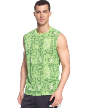 Puma Running Shirt coolCELL Race Sleeveless TShirt