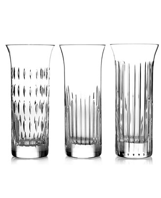 Lalique and Daum plus Baccarat Crystal from France.