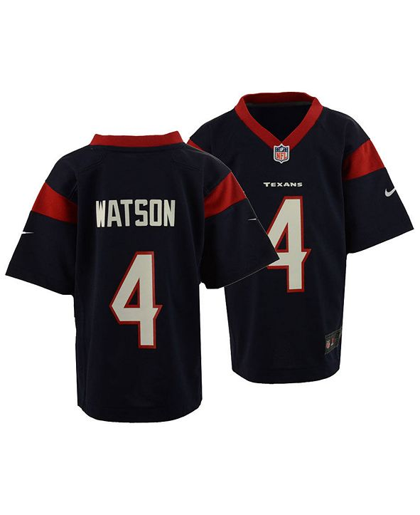 Nike Toddlers DeShaun Watson Houston Texans Game Jersey