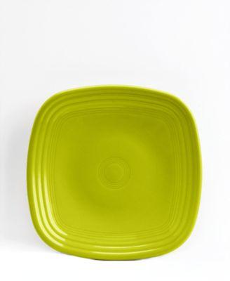 Fiesta Lemongrass Square Salad Plate