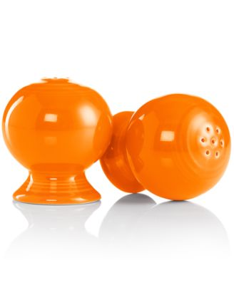 Fiesta Salt and Pepper Shakers Set