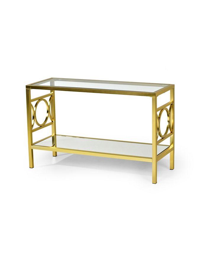 Furniture - Olina Sofa Table, Quick Ship