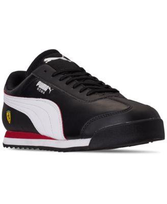 Scuderia Ferrari Roma Casual Sneakers