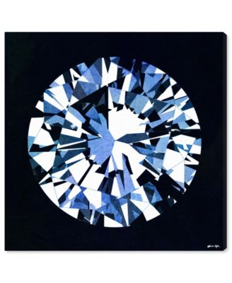 Diamonds Are Forever Canvas Art, 43
