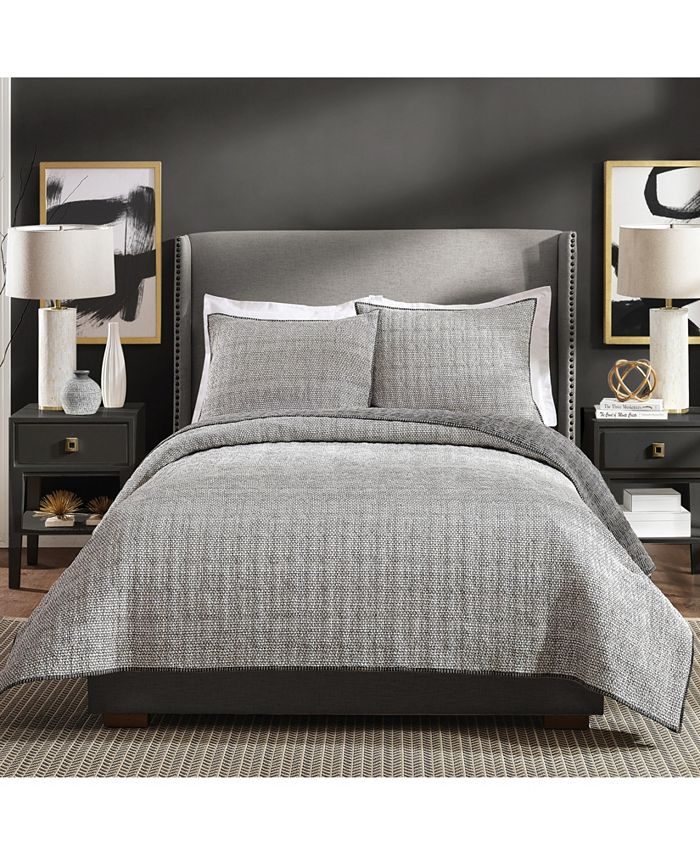 Ayesha Curry - Graphite King Quilt