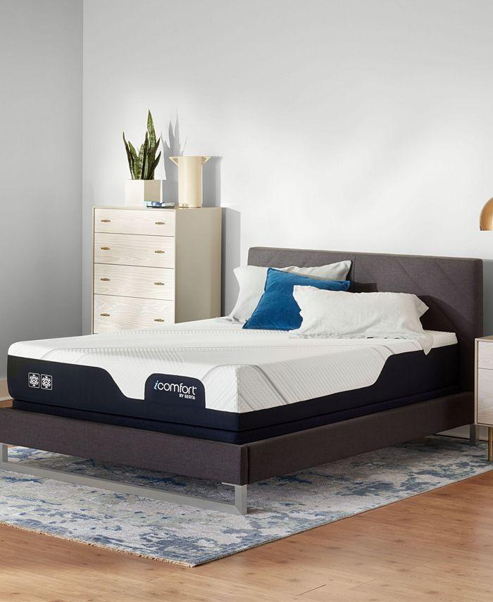 """Serta - iComfort CF 2000 11.5"""" Firm Mattress- Twin XL"""