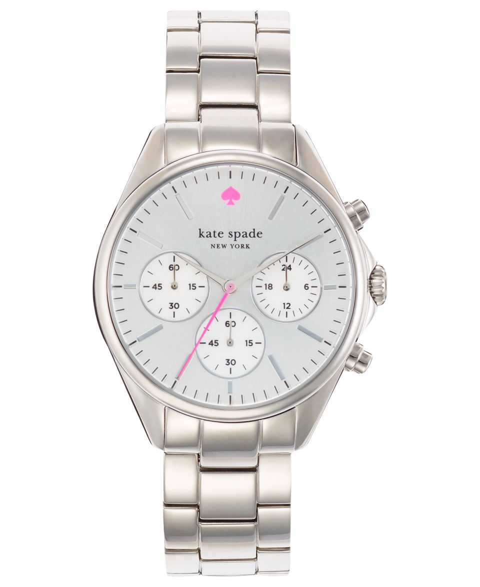 kate spade new york Watch, Womens Seaport Grand Stainless Steel Bracelet 38mm 1YRU0029   Watches   Jewelry & Watches