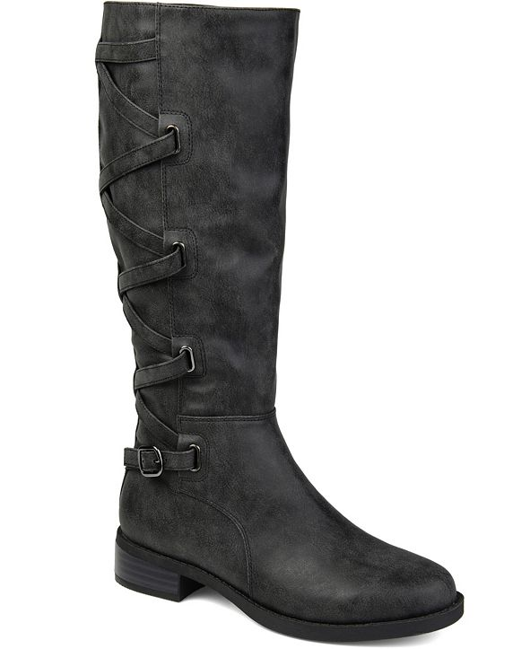 Journee Collection Women's Wide Calf Carly Boot