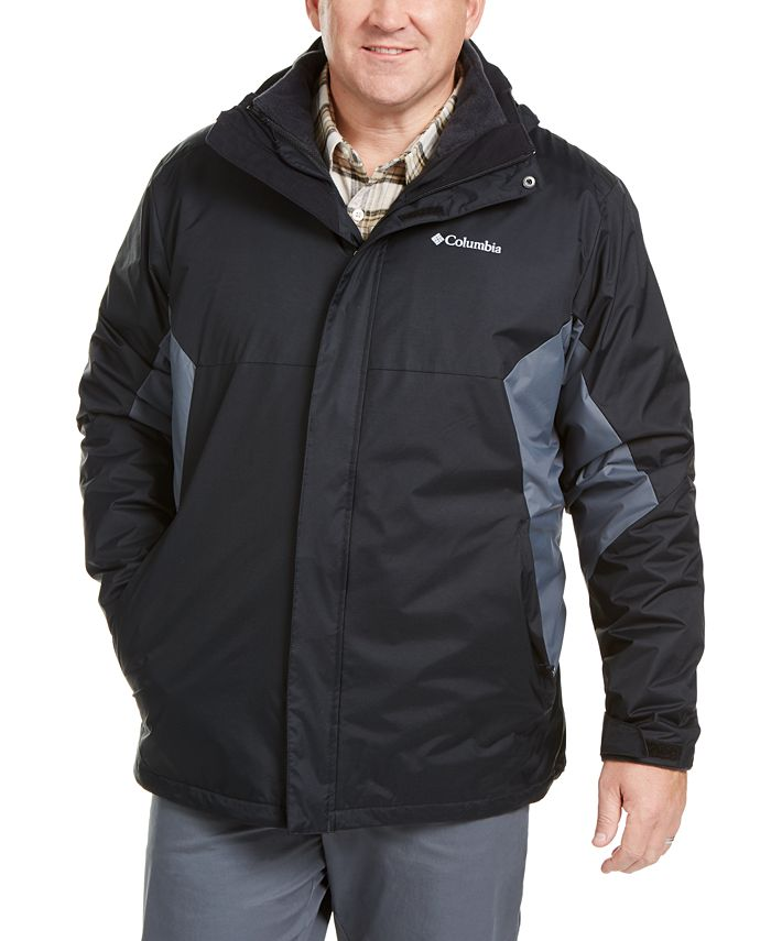Columbia - Men's Eager Omni-Shield Jacket