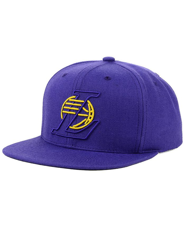 Mitchell & Ness - Team Color Neon Snapback Cap