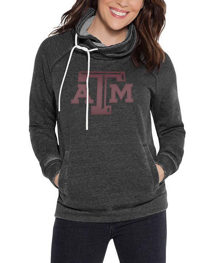 Touch By Alyssa Milano Women S Texas A M Aggies Cowl Neck Sweatshirt Reviews Sports Fan Shop By Lids Men Macy S