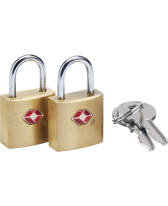 Go Travel - TSA® Case Locks (twin)