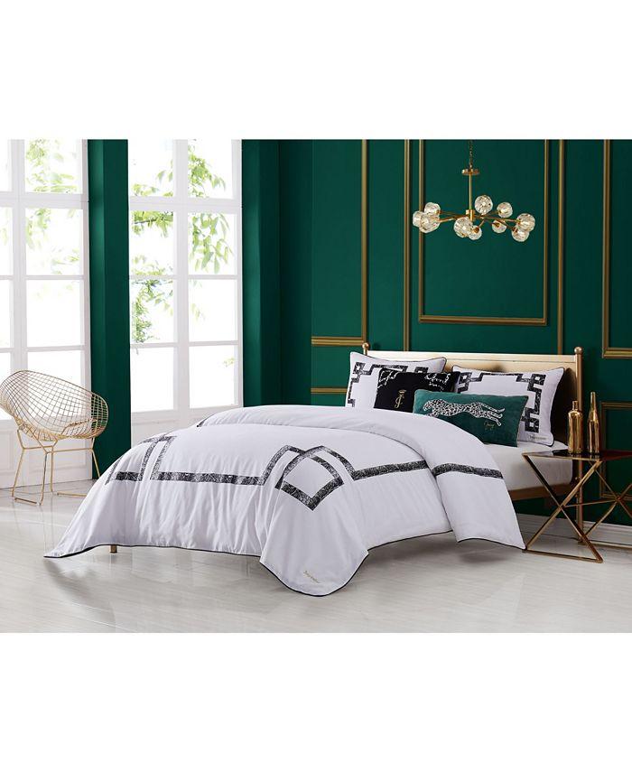 Juicy Couture - Lattice 3-Piece Queen Comforter Set