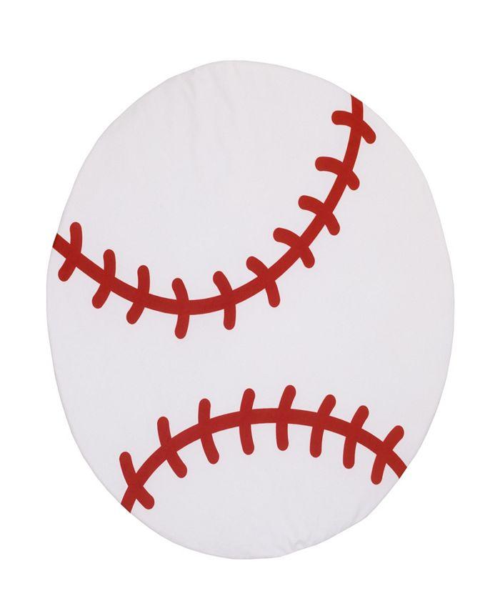 NoJo - Little Love By Nojo Baseball Tummy Time Playmat