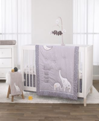 Dream Big Little Elephant Changing Pad Cover