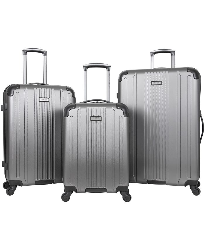 Kenneth Cole Reaction - South Street 3-Pc. Hardside Spinner Luggage Set