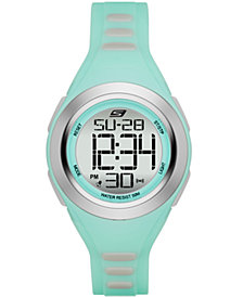 Skechers Women's Tennyson Silicone Strap Watch 33mm