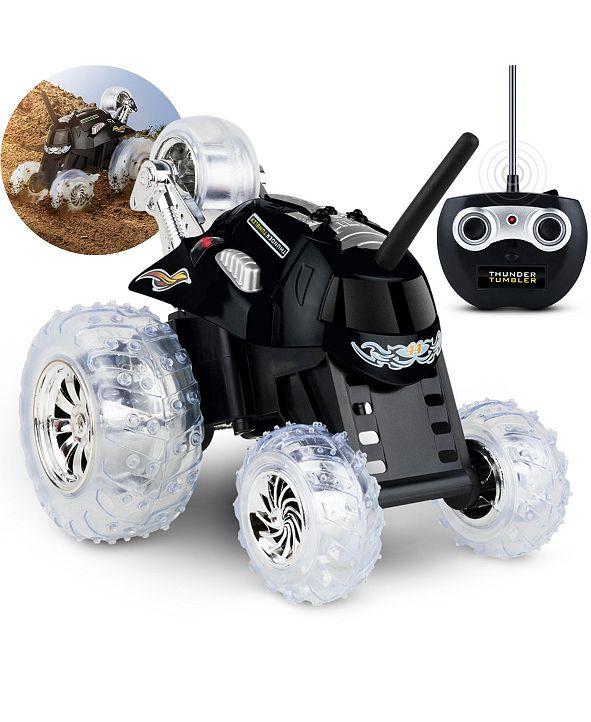 Sharper Image Toy RC Car Monster Spinning Car