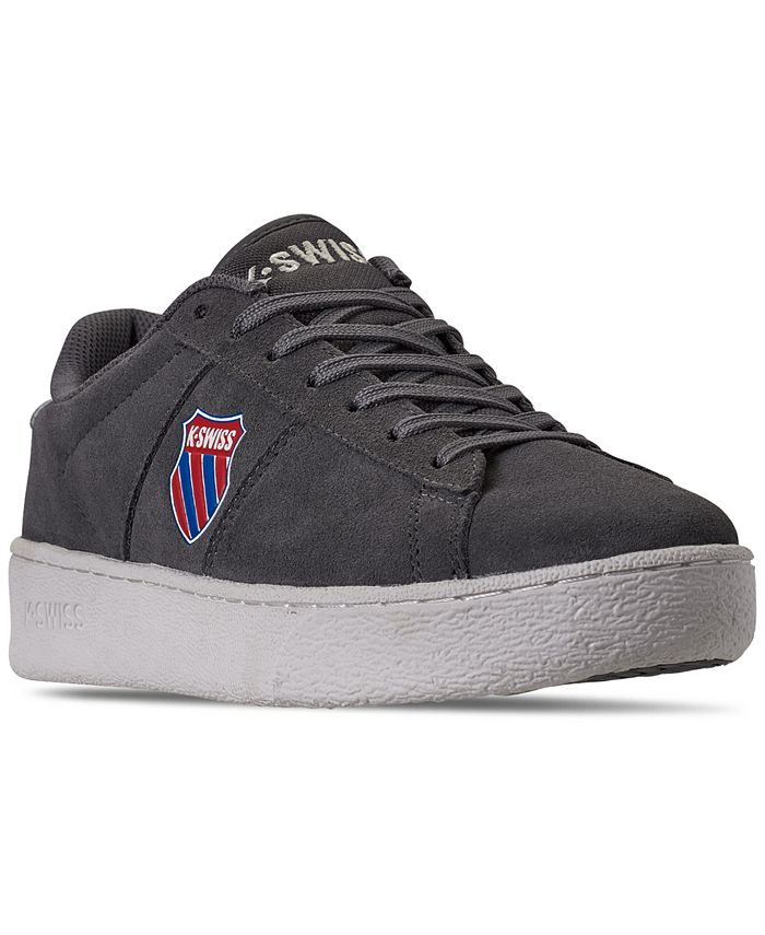 K-Swiss - Men's Court Casual SDE Sneakers from Finish Line