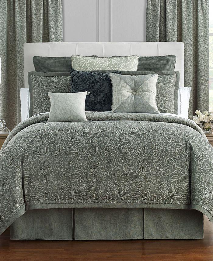 Waterford - Garner Queen 4PC. Comforter Set