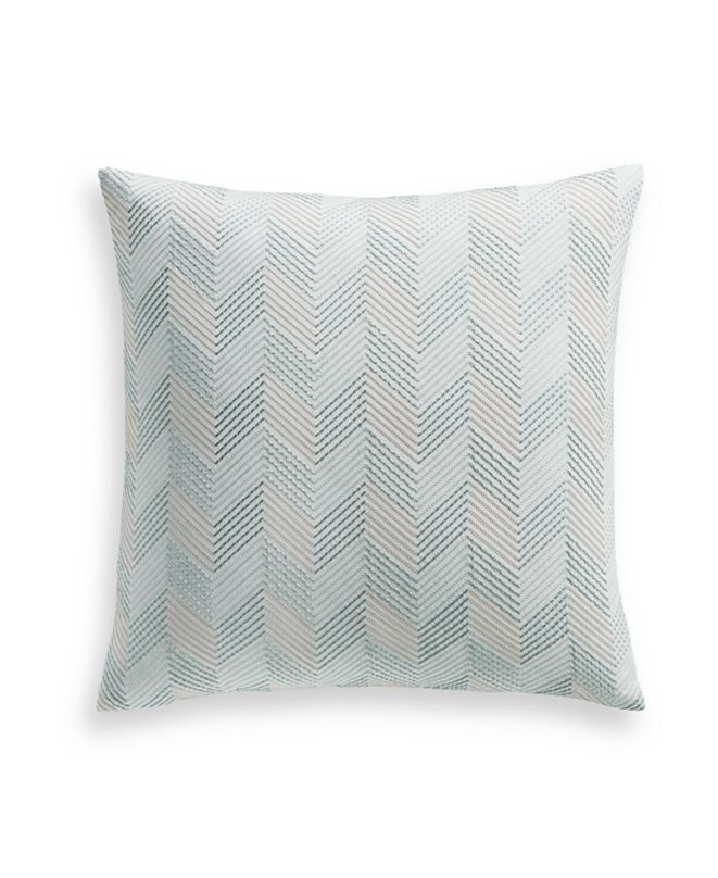 """Hotel Collection Layered Frame 20"""" X 20"""" Decorative Pillow"""