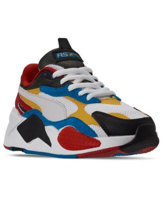 puma casual shoes for boys