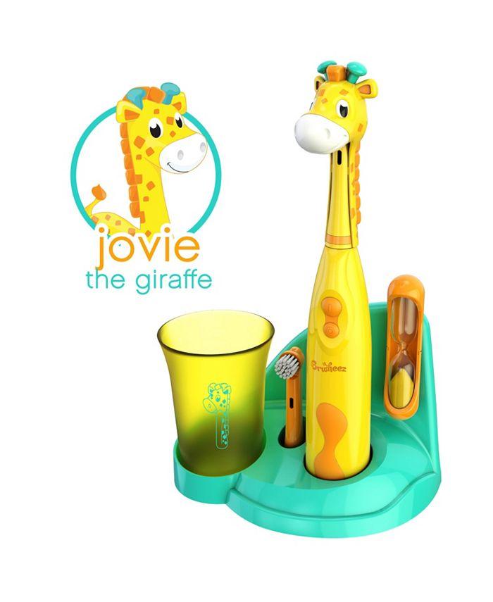 Brusheez - Kids Electric Toothbrush Giraffe Set