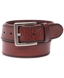Levi's® Men's Logo Leather Belt