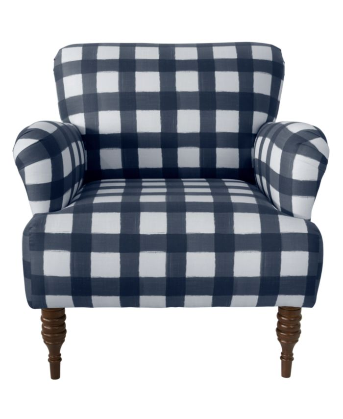 Skyline Kailani Accent Chair & Reviews - Furniture - Macy's