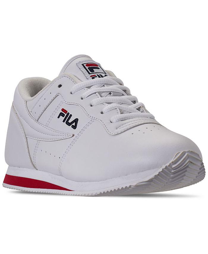 Fila - Women's Machu Casual Sneakers from Finish Line