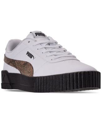 Puma Women's Carina Leo Casual Sneakers