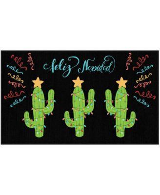 Cactus Lights Accent Rug, 30