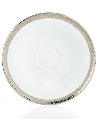 Michael Aram Dinnerware, Silversmith Saucer