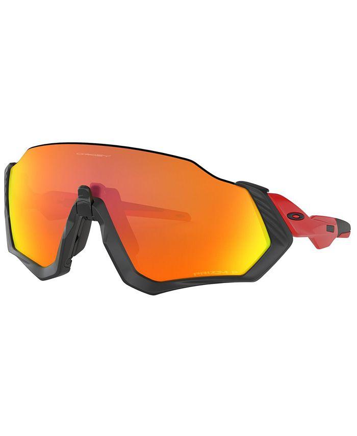 Oakley - Men's Flight Jacket Polarized Sunglasses, OO9401