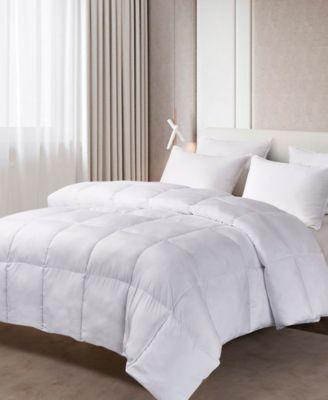 Pima Cotton Down Alternative Comforter, Twin