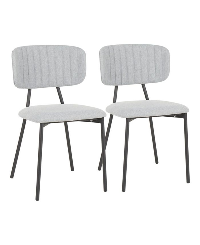 Lumisource - Bouton Dining Chair (Set of 2)