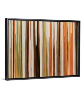 "'Polish II' Framed Canvas Wall Art, 40"" x 30"""