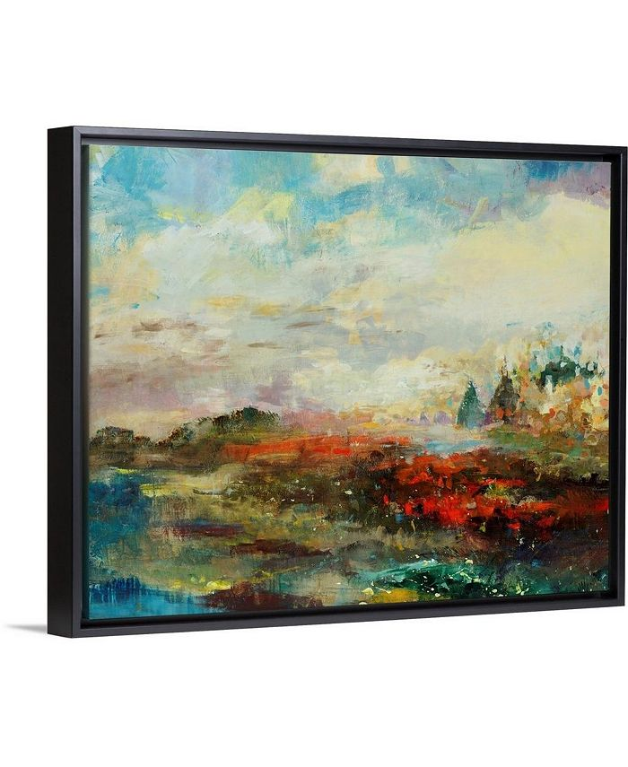"GreatBigCanvas - 30 in. x 24 in. ""A Different Light"" by  Jodi Maas Canvas Wall Art"
