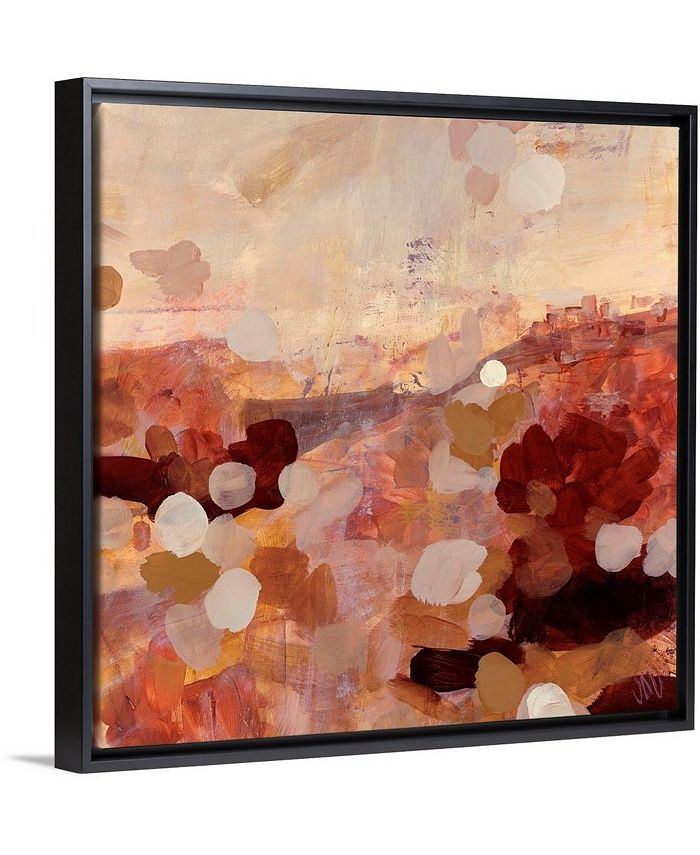 "GreatBigCanvas - 16 in. x 16 in. ""New Home I"" by  Jodi Maas Canvas Wall Art"