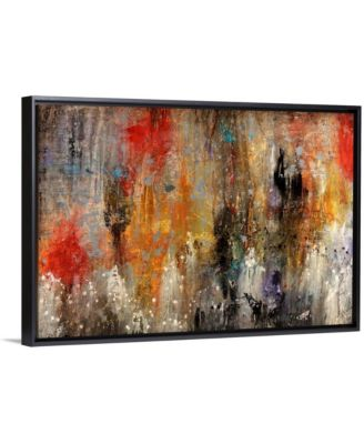 "'Carlsbad' Framed Canvas Wall Art, 36"" x 24"""