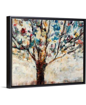 """'Standing Tall' Framed Canvas Wall Art, 24"""" x 20"""""""